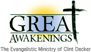 Great Awakenings, Inc Retina Logo