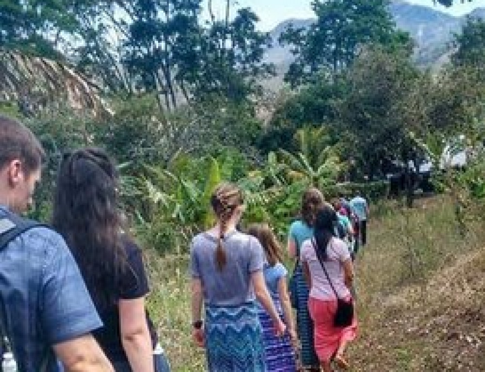 Report on trip to Nicaragua