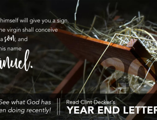 The Year End Letter