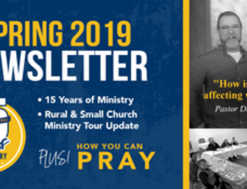 Great Awakenings Spring Newsletter – April 2019