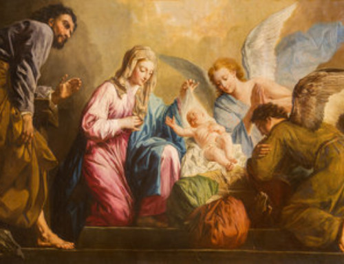 The Miracle of the Virgin Birth