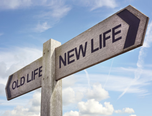 The Offer of a New Life to Begin a New Year